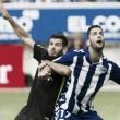 Víctor Rodríguez, elegido mejor jugador ante el Alavés por los aficionados