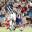 El Alavés empató a la épica frente al Atlético en la primera jornada