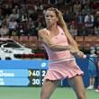 WTA Katowice - Splende Camila Giorgi, è finale con la Cibulkova