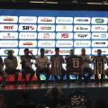 Campeonato Carioca é lançado em evento com resenha entre técnicos e homenagem à Zagallo