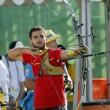 La ronda preliminar mete en problemas a España en tiro con arco