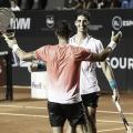 Bellucci/Dutra Silva surpreendem, eliminam Soares/Melo e avançam às semis do Rio Open