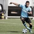 Grêmio treina com chances a Wallace Oliveira e Kaio diante do Cruzeiro