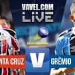Resultado Santa Cruz x Grêmio no Campeonato Brasileiro (5-1)