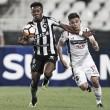 """Moisés enaltece festa da torcida do Botafogo em classificação: """"Jogaram junto"""""""