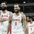 Rio 2016: Nikola Mirotic leads Spain past France 92-67 in men's basketball to reach semifinals