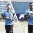 Geromel, Walace e Luan comentam sobre chance na seleção e momento no Grêmio