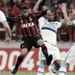Atlético-PR e Grêmio duelam pelo Brasileiro após semana de missões cumpridas nas copas