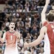 Estados Unidos sofrem contra a Bélgica, mas vencem na estreia do Mundial de vôlei