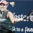 Kerber vira batalha contra Pavlyuchenkova e segue viva em Cincinnati