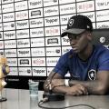 """Apesar de situação adversa, Jonathan diz acreditar na vaga nas semis até o fim: """"Botafogo é isso"""""""
