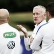 """Didier Deschamps: """"Podría haber rotaciones en el partido de hoy"""""""