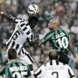 Diretta Juventus - Sassuolo, risultati live di Serie A (1-0)