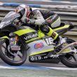 Moto3, Andrea Migno al posto di Arthur Sissis in Mahindra
