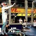 F1 Qualifying: Hamilton on pole as Mercedes dominate