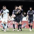 El Real Valladolid está en una buena racha de resultados. | Foto: LaLigaSantander