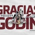 Após nove temporadas, Godín se despede do Atlético de Madrid
