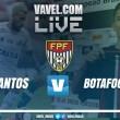 Santos x Botafogo SP pelo Campeonato Paulista 2017 ao vivo online