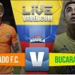 Envigado vs. Atlético Bucaramanga por la Liga Águila 2017-II