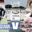 Pescara - Palermo in diretta, LIVE Serie A 2016/17 (20:45)