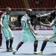 Ricardinho esmaga Panamá com seis golos: Portugal nos oitavos do Mundial