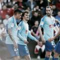 Griezmann marca, Atlético de Madrid vence Vallecano e conquista vice-liderança provisória