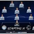 Serie A - Le formazioni ufficiali delle gare pomeridiane