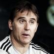 """Lopetegui exalta vitória do Real Madrid diante do Espanyol: """"O importante são os três pontos"""""""