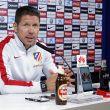 """Simeone: """"Es una final que tenemos que jugar con la intensidad y agresividad a la que estamos acostumbrados"""""""
