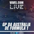 Grande Prêmio da Austrália de F1 ao vivo online