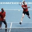 Partida ruim sela eliminação de Bruno e Jamie no Australian Open