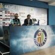 """José Bordalás: """"No me marco objetivos a largo plazo. El objetivo es el próximo partido"""""""