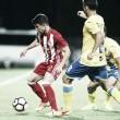 FC Arouca no pudo con Olympiacos pero todavía sigue vivo