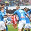Napoli - Le parole di Insigne, Allan e Sarri dopo la vittoria sulla SPAL