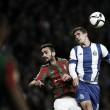 El Marítimo hunde a un FC Porto desaparecido