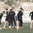 El Málaga comienza una apretada semana