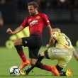 Manchester United 1-1 Club America: Mata saves face for United after Chong reignites Reds