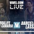 Resumen Herbalife Gran Canaria vs Barcelona Lassa en Liga Endesa 2018