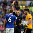Wolves 2-2 Everton: Ten-man Blues secure opening day point against lacklustre Wolves