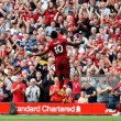 Liverpool 4-0 West Ham United: Mane brace helps rampant reds take top spot