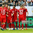Eintracht Frankfurt 0-5 Bayern Munich: Robert Lewandowski hat-trick earns Supercup win