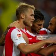 1. FC Köln 1-1 1. FC Union Berlin: Sebastian Andersson's earn Eisern point in breathless match