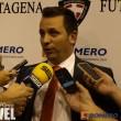 """Juan Carlos Guillamón: """"Prácticamente ningún jugador ha estado a la altura"""""""
