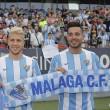 Jony: ''La confianza que ha depositado en mí el Málaga es lo que me hizo decantarme''