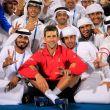 Rentrée en puissance pour Djokovic à Abu Dhabi