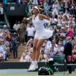 Wimbledon: Muguruza Beats Bacsinszky For Maiden Grand Slam Semifinal