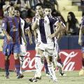 Real Valladolid y Levante UD, empate a tres