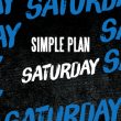 "Reaparece Simple Plan con un nuevo single: ""Saturday"""