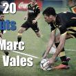 Los 20 chuts de Marc Vales