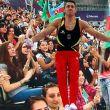 Primer día de participación para la gimnasia artística española en Bakú